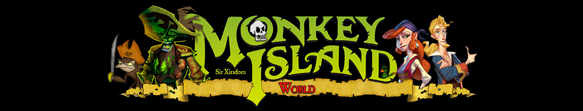 Monkey Island World
